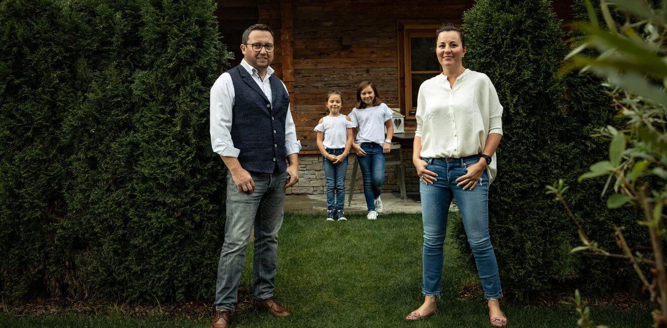Familie Pohl von P&G Immobilien