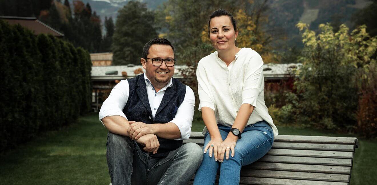 Christine Pohl und Gerhard Pohl von P&G Immobilien